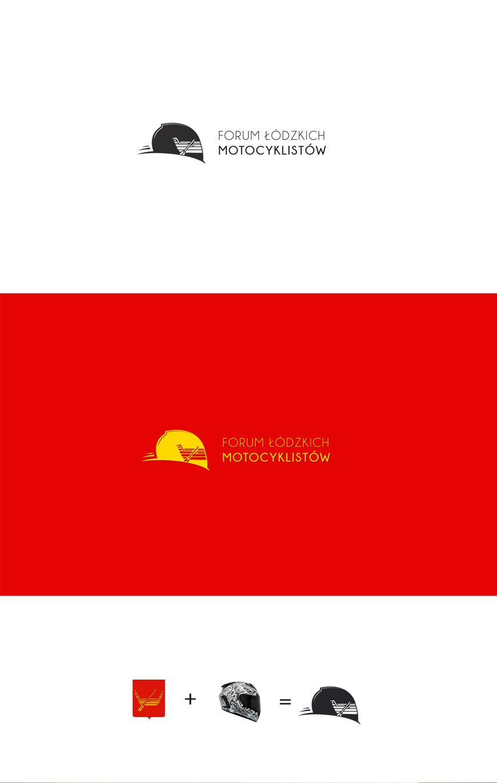 Logo forum motocyklistów